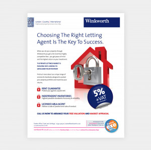 Property Advert and Poster Design