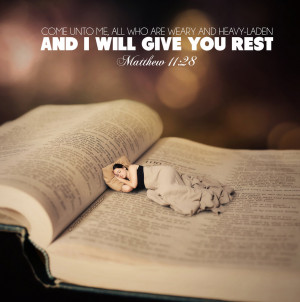 Rest in the Lord by kevron2001