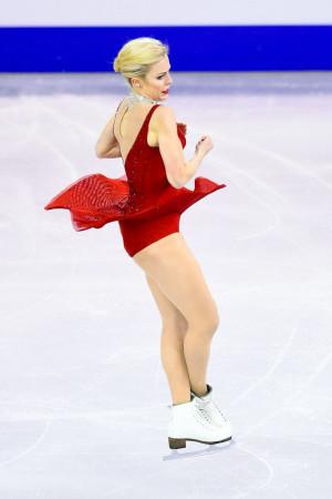 Ashley Wagner Photos: ISU Grand Prix of Figure Skating Final 2014/2015 ...