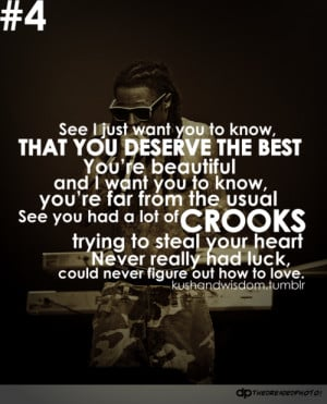 Lil Wayne Tumblr Quotes About Love