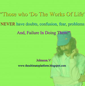 Johnson.V+Ultimate+Platform+The+Ultimate+Platform+Quotable+Quotes ...
