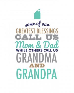 Greatest Blessings