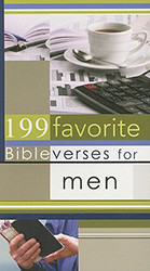 199 favorite bible verses for men by christian art gifts format ...