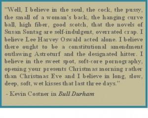 Bull Durham Quotes, Random, Movie Quotes, Slipstick