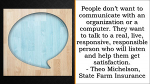 Customer Care Quotes