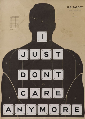 don t care anymore by william blanchard aka wildcat will