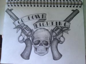 Fighting My Own Demons Tofi Tattoo Tomasz Torfinski Myspace Seems ...