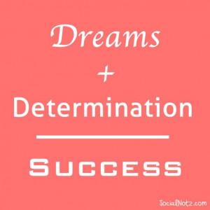 Determination Quotes Famous