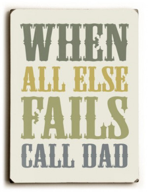 ... to write inside a Fathers Day Greeting Card or Dad's Birthday Card