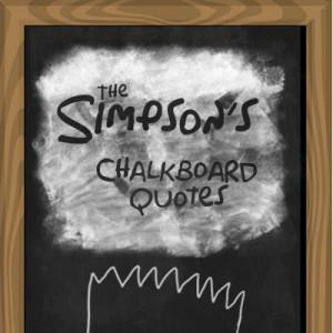 Bart Simpson Chalkboard Quotes Chalkboard-facebook.jpg