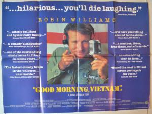 Good Morning Vietnam (Quotes Version)