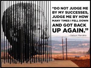 WORDLESS WEDNESDAY: Nelson Mandelas famous quotes