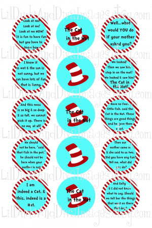 cat and related quotes from . cat in the hat quotes movie , funny cat ...