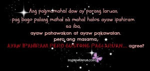 New quotes about Patama, pinoy quotes, patama quotes sa mga ex, patama ...