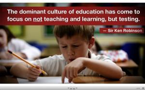 Sir Ken Robinson quote
