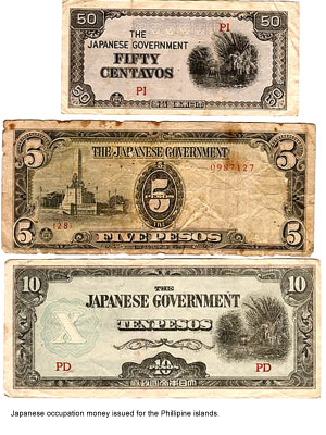Old Japanese Currency Value Paper Money
