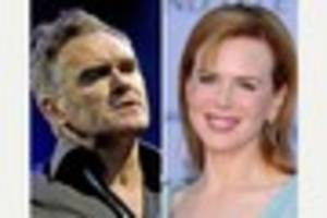 Quotes of the Day: Morrissey, Jamie Oliver, Nicole Kidman
