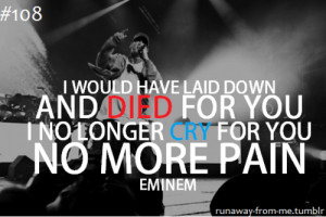 Eminem 25 To Life Quotes Eminem 25 to life
