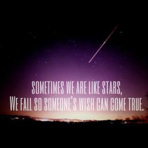 come true, dreamer, dreams, fallen stars, shooting star, stars