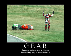 Favourite Motorcycle expressions/sayings...