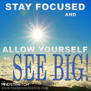 Stay Focused Quotes Picture quote stay focused