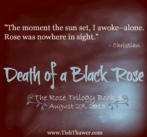 Quotes About Death Death of a black rose quotes