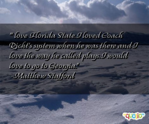 Quotes I Love Florida