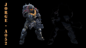 Halo Reach Jun Ochambo