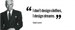 Ralph Lauren's quote #3