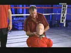 The science of choking...Fedor vs a real live python. More