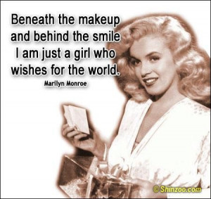 marilyn monroe this quote by marilyn monroe quote about