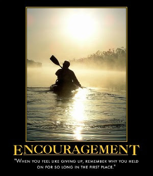 Encouragement and Perseverance