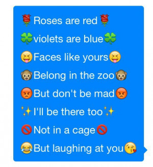 Emoji We Heart It Quotes