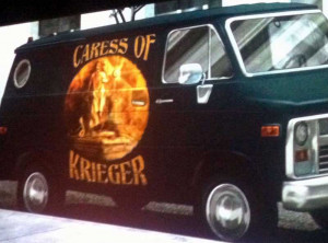 Dr Krieger Archer Van