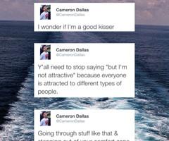 Cameron Dallas Tweets