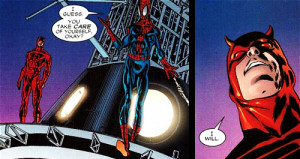 Re: Funniest marvel quotes/dialogues