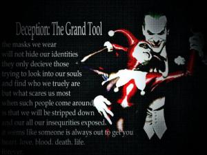 deception, the masks we wear photo harley_joker-pictures.jpg