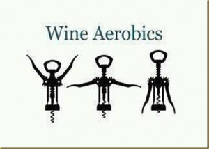 ... : Funny Pictures // Tags: funny pictures , Wine Aerobics // May, 2012