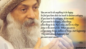 Beautiful quotes by osho