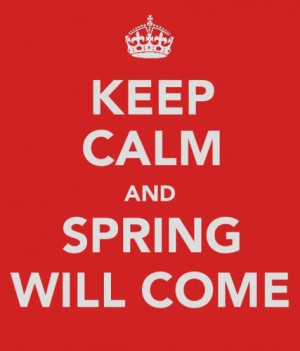 spring quotes – spring is almost here!