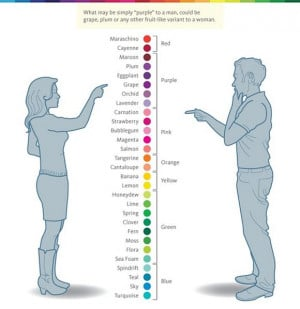 funny men women Color-Men-vs-Women