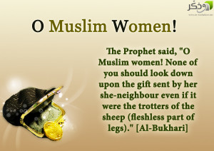 Muslim Women!