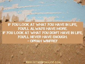 Quote by - Oprah Winfrey