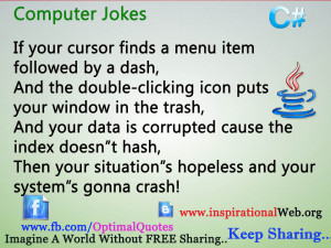 computer funny quotes jokes pictures motivational 7 computer funny ...