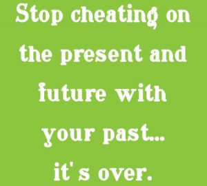 Stop Cheating On The Present