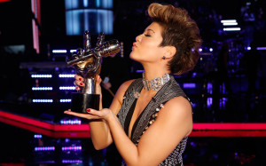Tessanne Chin Wins The Voice ! Watch Highlights From the Season 5 ...