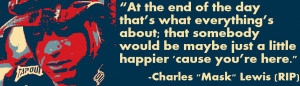 Charles Mask Lewis Quotes