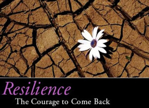 resilience the courage to get up after being down the courage to learn ...
