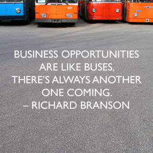 ... discover and seize the right opportunities, and put them in action