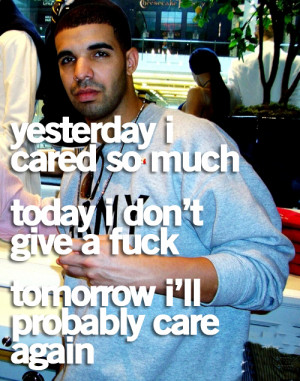 Displaying (18) Gallery Images For Drake Quotes About Break Ups...